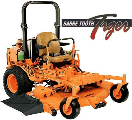 Scag Sabre Tooth Tiger Parts   Scag STT-31 Parts